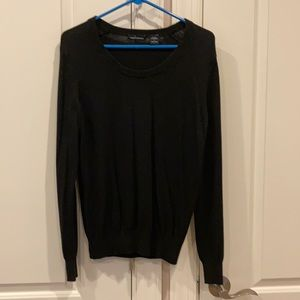 Moda international black sweater